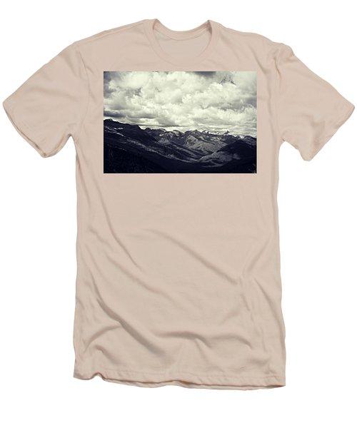 Whipped Cream Men's T-Shirt (Slim Fit) by Leanna Lomanski