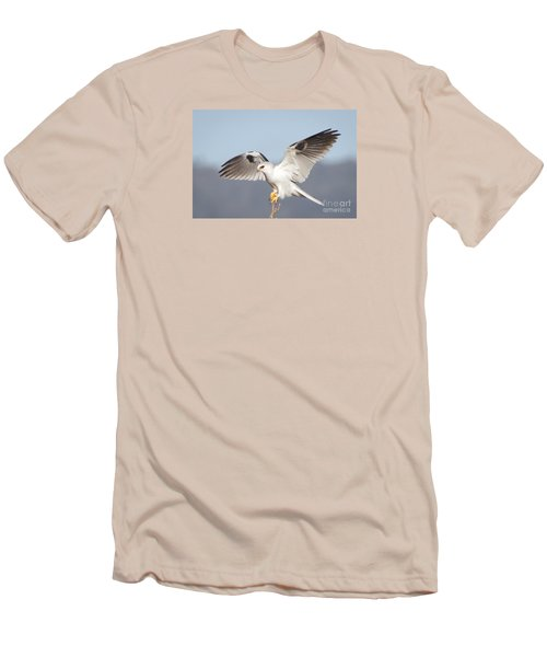 Wingspan Men's T-Shirt (Slim Fit) by Alice Cahill