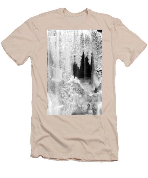 Winter Cave Men's T-Shirt (Athletic Fit)