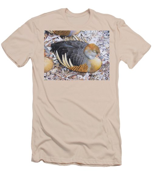 Woody's Duck Men's T-Shirt (Athletic Fit)