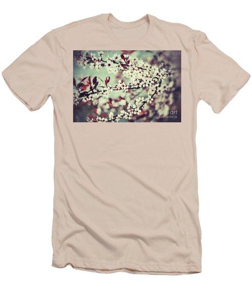 Cherry Men's T-Shirt (Athletic Fit)