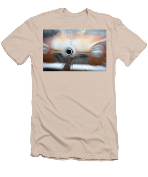 1951 Studebaker Abstract Men's T-Shirt (Slim Fit) by Randy J Heath
