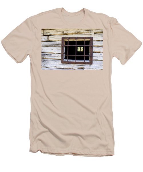 A Glimpse Into Another World Men's T-Shirt (Athletic Fit)