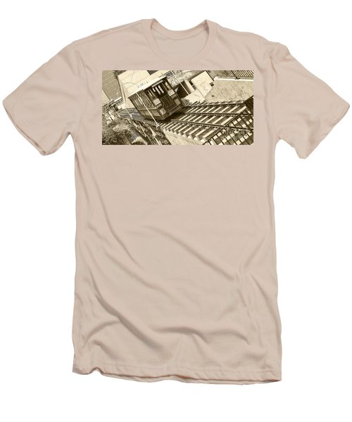 Angels Flight Men's T-Shirt (Athletic Fit)