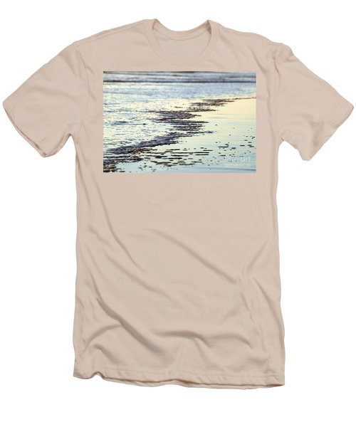 Beach Water Men's T-Shirt (Athletic Fit)