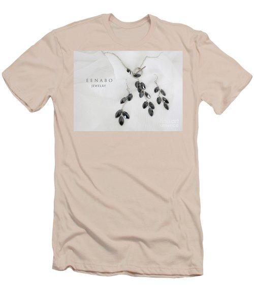 Black Zircon Men's T-Shirt (Athletic Fit)