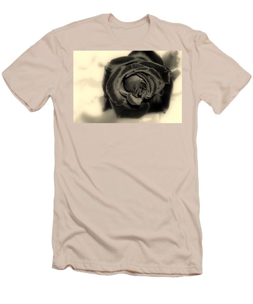 Men's T-Shirt (Slim Fit) featuring the photograph Dark Beauty by Kay Novy