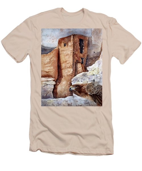 Desert Dwellers Men's T-Shirt (Athletic Fit)
