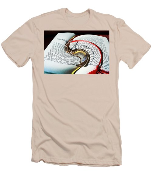 Distortion Men's T-Shirt (Athletic Fit)