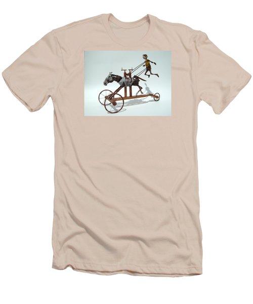 Free Unforgiven Men's T-Shirt (Athletic Fit)