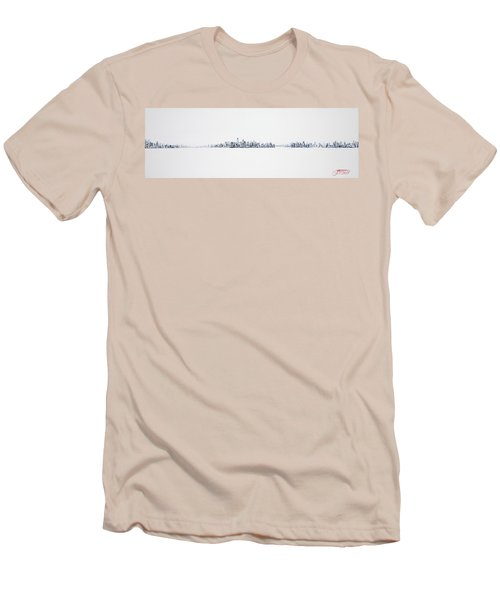 Harbor View Men's T-Shirt (Slim Fit)