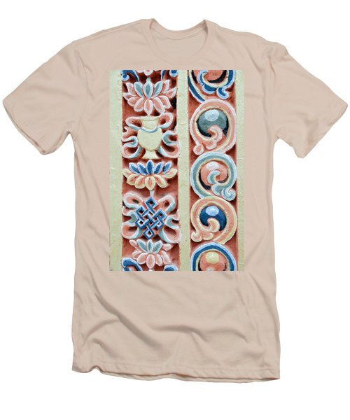 Men's T-Shirt (Slim Fit) featuring the photograph Intricate Details by Fotosas Photography