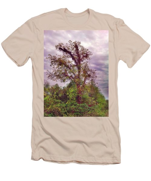 Men's T-Shirt (Slim Fit) featuring the photograph Majestic  by Janice Spivey