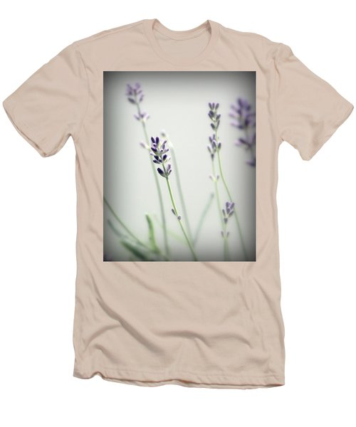 Men's T-Shirt (Slim Fit) featuring the photograph Memories Of Provence by Brooke T Ryan