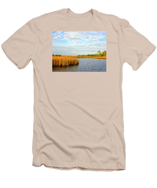 Sawgrass Creek L Men's T-Shirt (Athletic Fit)
