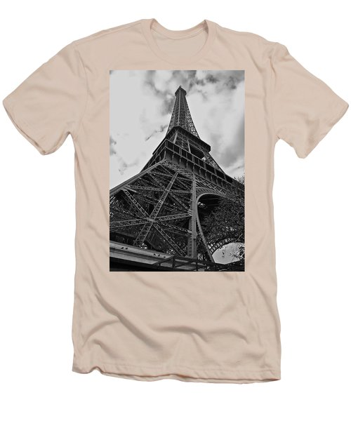 Men's T-Shirt (Slim Fit) featuring the photograph Still Standing by Eric Tressler