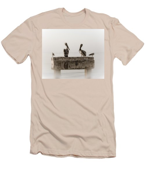 The Comedians Men's T-Shirt (Athletic Fit)