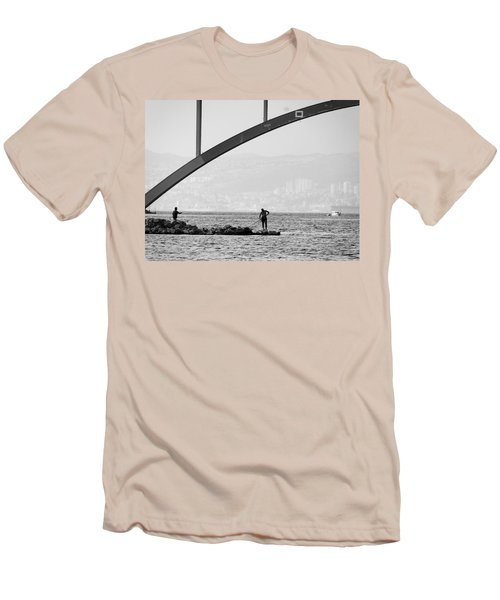 Under The Bridge 2 Men's T-Shirt (Athletic Fit)