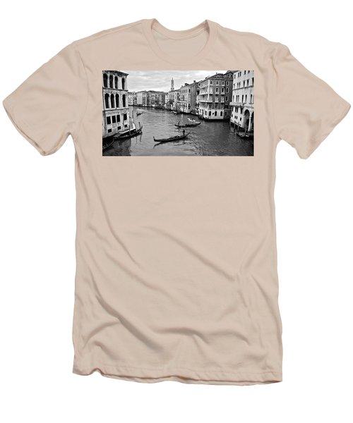 Men's T-Shirt (Slim Fit) featuring the photograph Venezia by Eric Tressler
