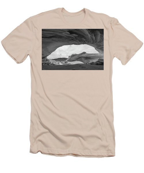 Men's T-Shirt (Slim Fit) featuring the photograph Boundless by Dustin LeFevre
