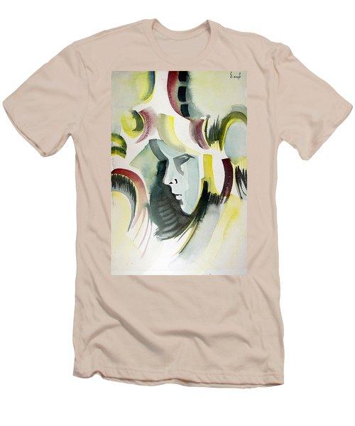 Dolor Men's T-Shirt (Slim Fit) by Sam Sidders