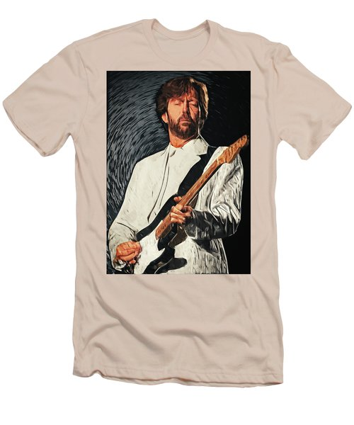 Eric Clapton Men's T-Shirt (Athletic Fit)