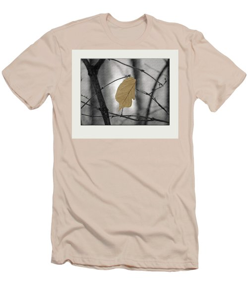 Hanging In The Balance Men's T-Shirt (Slim Fit) by Sue Stefanowicz