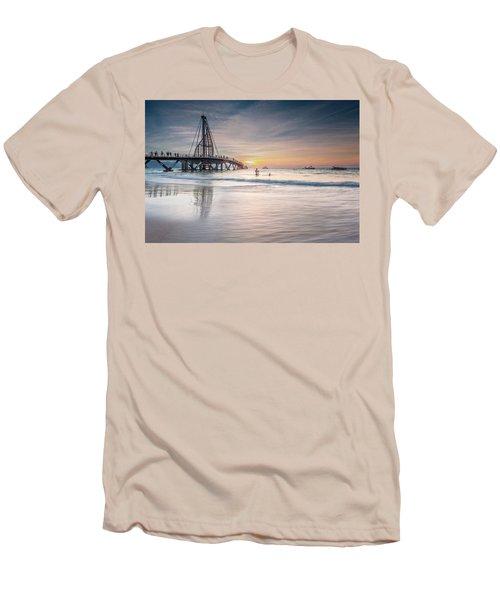 heche en Mexico Men's T-Shirt (Athletic Fit)