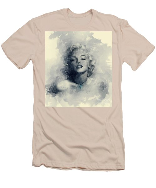 Marilyn  Men's T-Shirt (Athletic Fit)