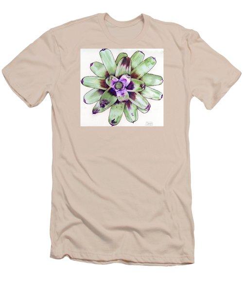 Neoregelia 'painted Delight' Men's T-Shirt (Athletic Fit)