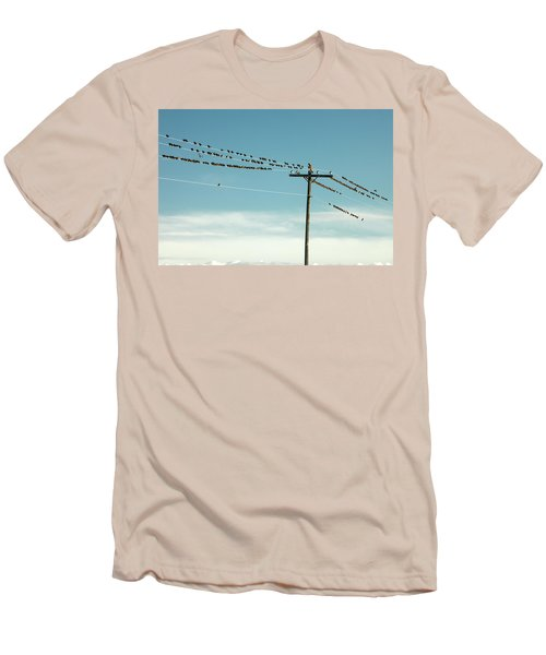 Not Like The Others Men's T-Shirt (Athletic Fit)