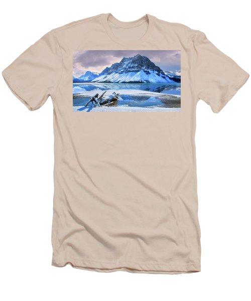 Num Ti Jah Men's T-Shirt (Slim Fit) by John Poon