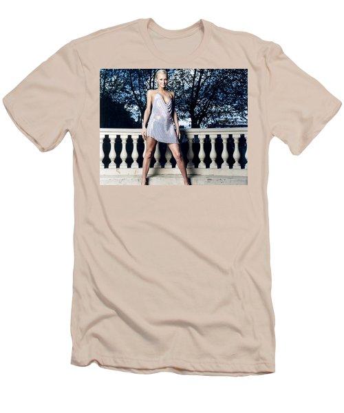 Paris Hilton Men's T-Shirt (Athletic Fit)