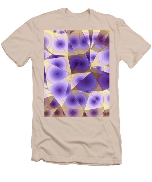 Passion Fruits Men's T-Shirt (Slim Fit) by Moustafa Al Hatter