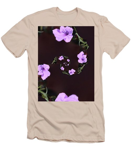 Men's T-Shirt (Slim Fit) featuring the photograph Phone Case by Debra     Vatalaro