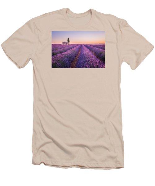 Provence Men's T-Shirt (Athletic Fit)