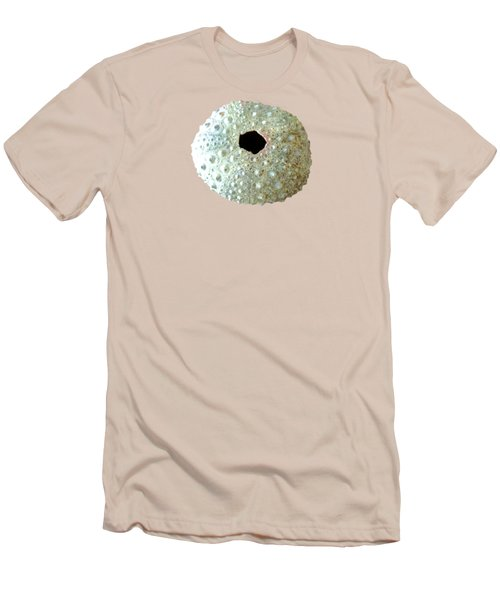 Men's T-Shirt (Slim Fit) featuring the photograph Sea Urchin by Anastasiya Malakhova