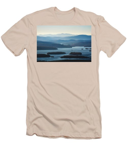 Squam Lake Men's T-Shirt (Athletic Fit)