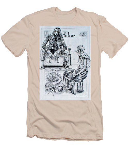 Time Between Women Men's T-Shirt (Athletic Fit)
