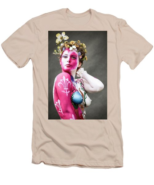 Men's T-Shirt (Slim Fit) featuring the photograph ... by Traven Milovich