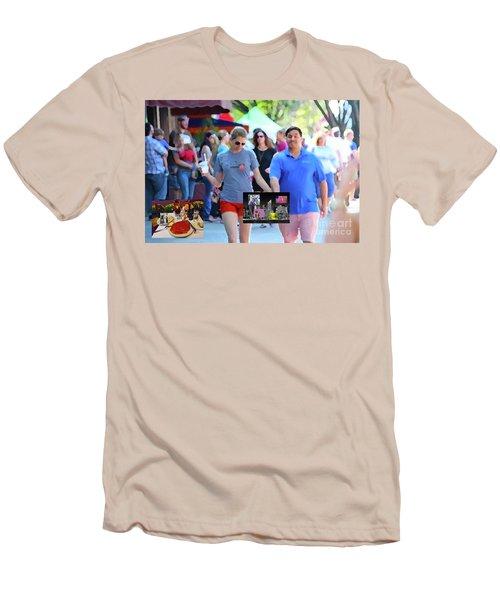 12-31-2056g Men's T-Shirt (Athletic Fit)