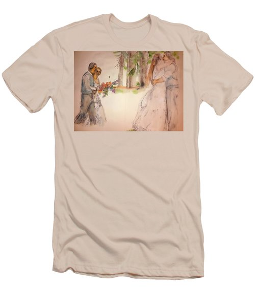 The Wedding Album  Men's T-Shirt (Athletic Fit)