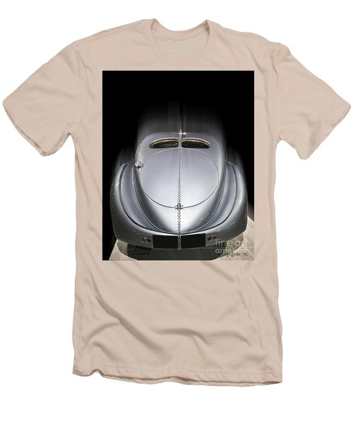 1926 Bugatti Rear Men's T-Shirt (Athletic Fit)