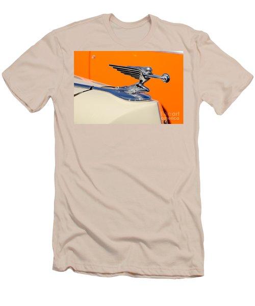 1936 Packard Hood Ornament Men's T-Shirt (Slim Fit) by Aloha Art