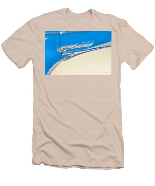 1941 Chevy Hood Ornament Men's T-Shirt (Slim Fit) by Aloha Art