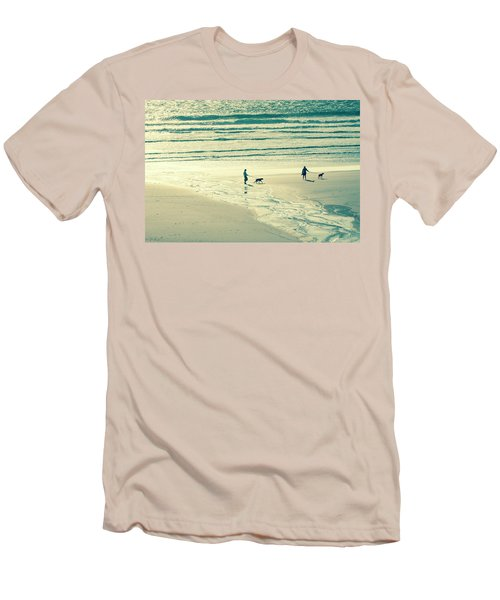 Oceanside Oregon Men's T-Shirt (Athletic Fit)