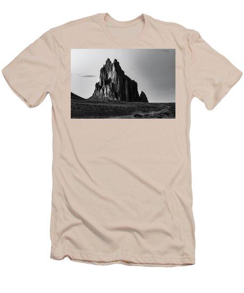 Remote Yet Imposing Men's T-Shirt (Slim Fit) by Jon Glaser
