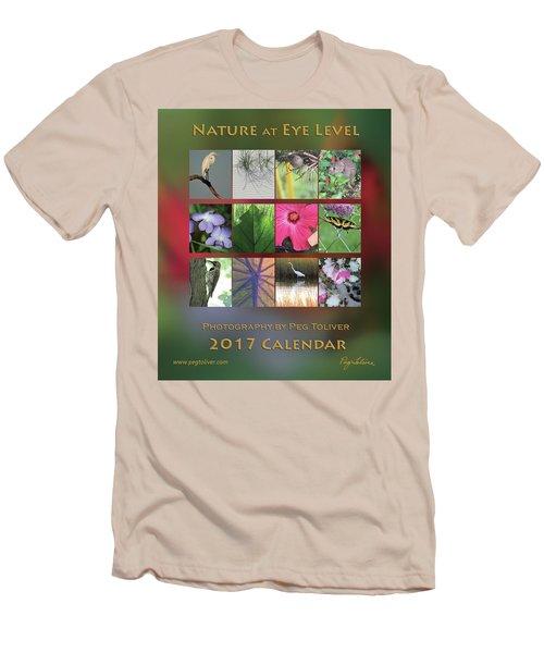 2017 Nature Calendar Men's T-Shirt (Athletic Fit)
