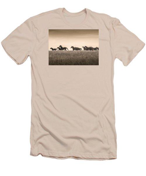 #2564 - Mortana Morgans Men's T-Shirt (Athletic Fit)