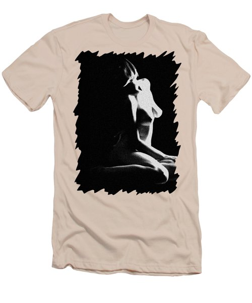 Nude Art Men's T-Shirt (Athletic Fit)